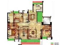 保利城一期高档小区,好房出售温馨4房三面采光,价格美丽,低价出售