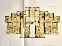 房东诚心出售,沃尔玛,塘北壹号旁,武夷嘉园大四房三面采光,低价出售