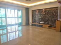 华东城市广场 美性价比 高层精装4房 三面采光售12400