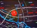 荣华大乐城交通图