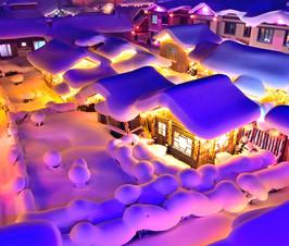 冰雕展门票免费抢!玩冰雪滑道,在威廉希尔中文网站一起打雪仗!