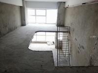 正荣财富中心附近联创国际广场毛坯复式公寓楼板灌好可看木兰溪