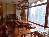 豪装佰万享受型舒适大三房,好房寻找有缘人!满二凤达滨河豪园