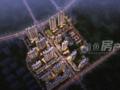 滨海·南城府鸟瞰效果图