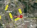 铜锣湾·万达广场交通图