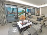 万达对面,全智能安防社区,129平大4房豪宅,城南富人区象征