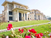 绶溪公园 泗华溪畔 恒大双拼别墅出售 使用面积高达500平 赠送前后花园