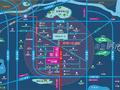 力高·仟喜荟广场交通图