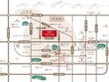 国投·新涵首府交通图